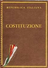 Costituzione copertina