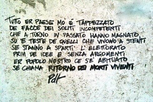 Poeti der Trullo Elettorato