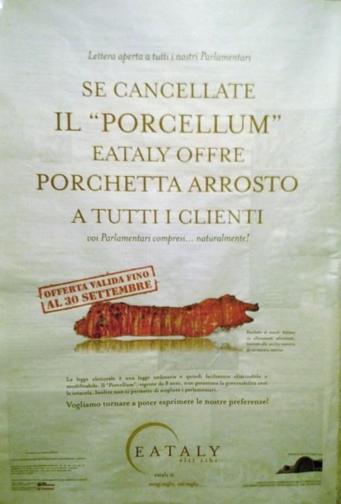 Pork eatitaly