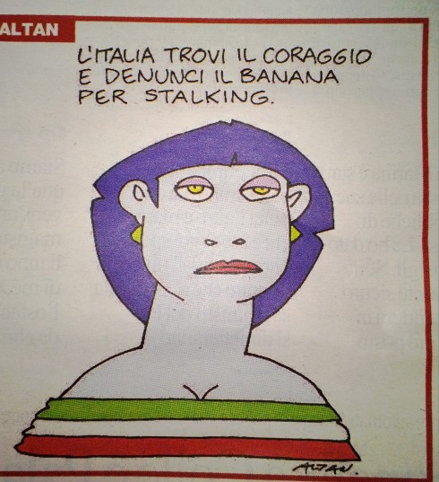 Altan stalking