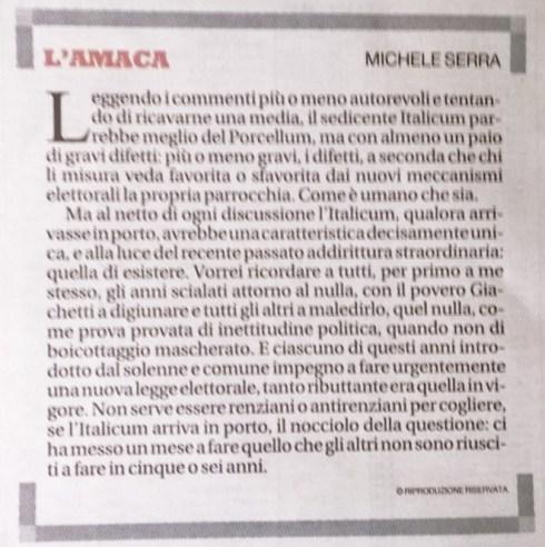 Amaca Italicum