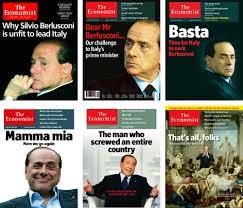 Economist COVERS