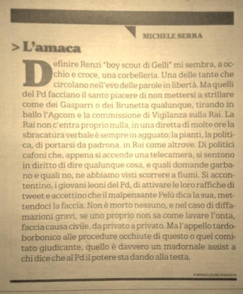 da Repubblica del 3 maggio 2014