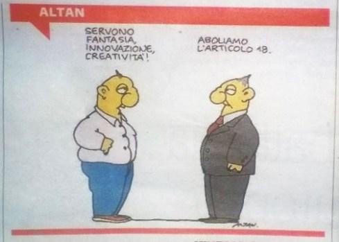 Da La Repubblica del 15 agosto 2014