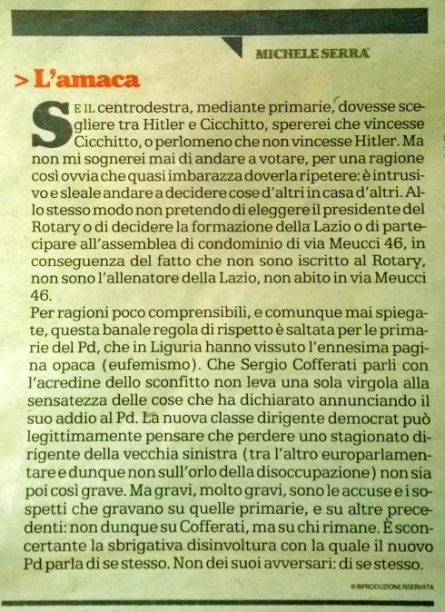 SERRA Liguria