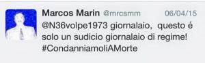 tweet Borriello