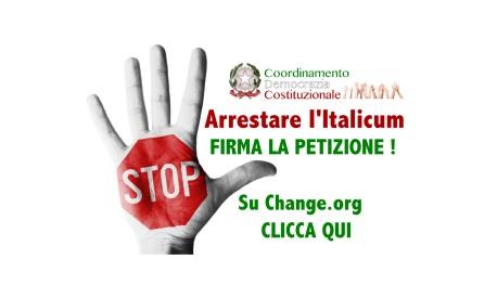 petizione Italicum
